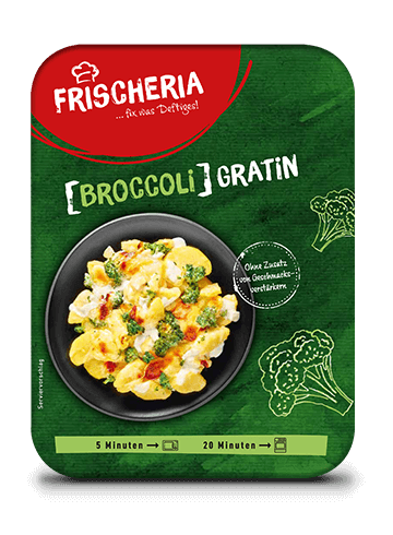 Frischeria Broccoli-Gratin 400 g