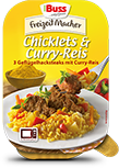 Buss Freizeitmacher Chicklets & Curry-Reis